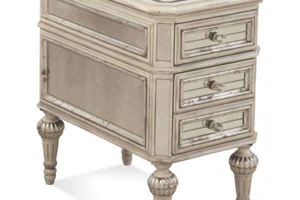 Copper Drum End Table Blums Furniture Co - Copper drum end table