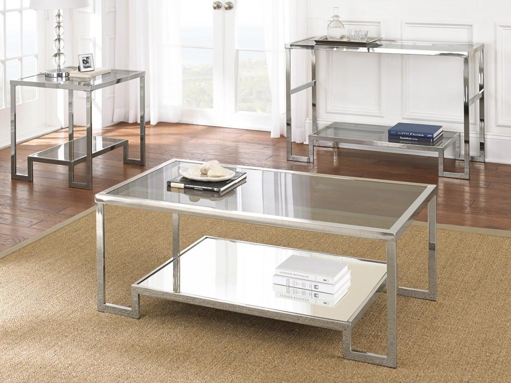 Platinum Piece Set Blums Furniture Co - Cocktail end table sets