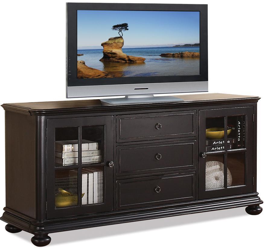 Ebony Tv Console Blum S Furniture Co